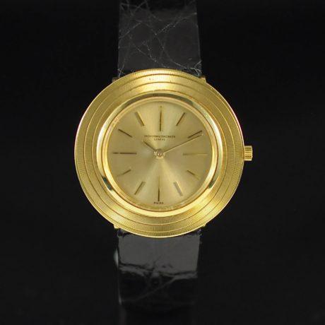 VACHERON CONSTANTIN ULTRA THIN YELLOW GOLD