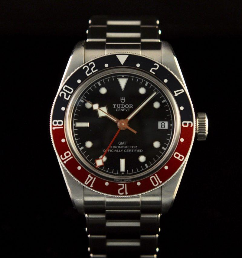 TUDOR BLACK BAY GMT Ref 79830RB