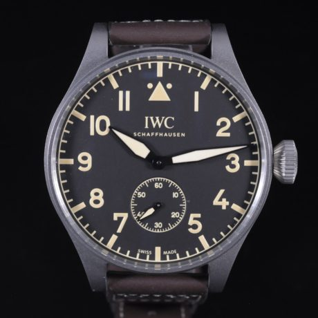 IWC BIG PILOT'S HERITAGE 55 REF. IW510401 FULL SET LIMITED EDITION