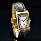 JAEGER LECOULTRE REVERSO GT PINK GOLD