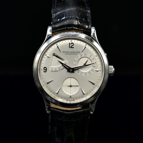 JAEGER LECOULTRE MASTER CONTROL POWER RESERVE REF. 140.8.93