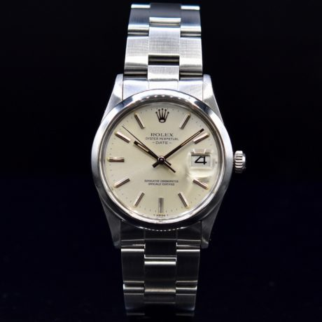 ROLEX OYSTER DATE REF. 15000 WITH PAPERS