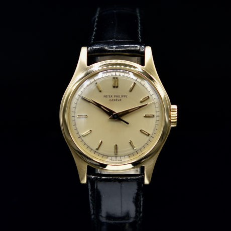 PATEK PHILIPPE CALATRAVA REF. 2508 WITH EXTRACT FROM THE ARCHIVES
