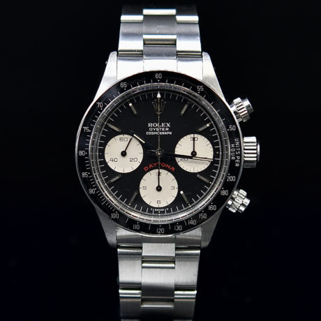 ROLEX DAYTONA BIG RED FLOATING REF. 6263 BOX AND PAPERS