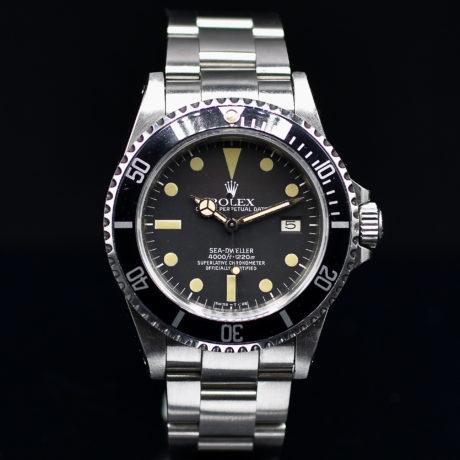ROLEX SEA-DWELLER REF. 16660 FULL SET