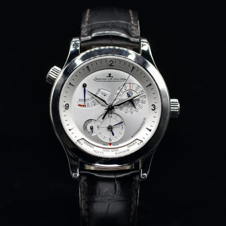 JAEGER LECOULTRE GEOGRAPHIC REF. 147.8.57.S